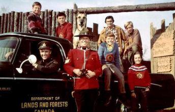 Forest Rangers (the) -  End title - Cadets de la forêt (les) - Générique de fin