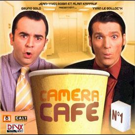 Caméra café - Main title - Caméra café - Générique