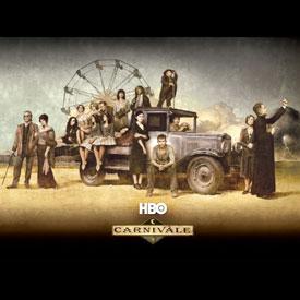 Carnivàle - Main title - Caravane de l'Etrange (la) - Générique