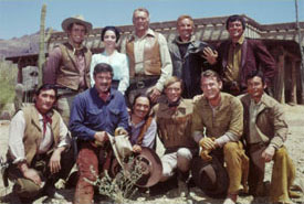 High Chaparral (the) - Main title - Grand Chaparral (le) - Générique