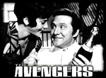 Avengers (the) - 1968 TV main title - Chapeau melon et bottes de cuir - 1968 - Générique TV