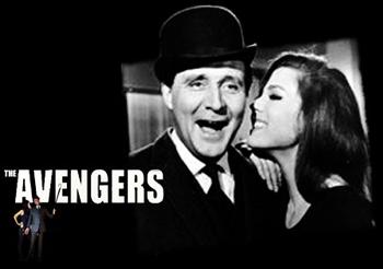 Avengers (the) - 1965 main title - Chapeau melon et bottes de cuir - 1965 - Générique