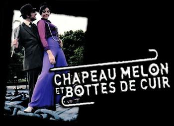 Avengers (the) - 1968 main title - Chapeau melon et bottes de cuir - 1968 - Générique