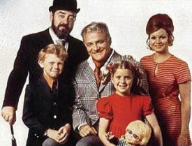 Family Affair - Main title - Cher Oncle Bill - Générique