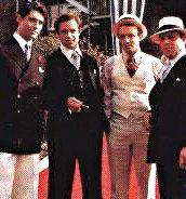 Gangster Chronicles (the) - Main title - Chronique des années 30 / Terre des gangs - Générique