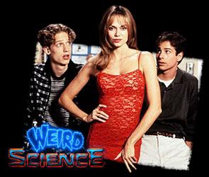 Weird Science - Full Main theme - Code Lisa - Générique version longue