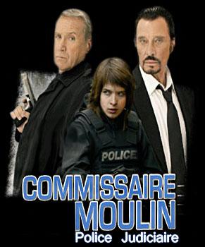 Commissaire Moulin - 1989 main title - Commissaire Moulin - Générique 1989