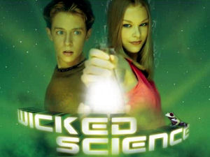 Wicked Science - French main title - Coups de génies - Générique VF