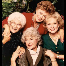Golden Girls (the) - Main title - Craquantes (les) - Générique VO