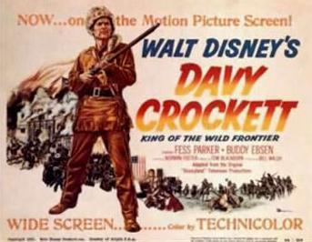 Davy Crockett - 2nd French main title - Davy Crockett - 2eme Générique VF