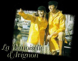 Demoiselle d'Avignon (la) - Main title CD version - Demoiselle d'Avignon (la) - Générique version CD