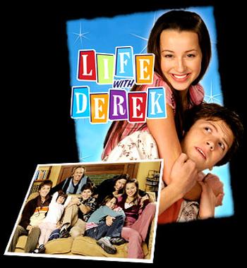 Life with Derek - Main title - Derek - Générique