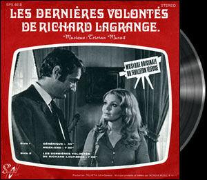 Dernières volontés de Richard Lagrange (les) - Main title - Dernières volontés de Richard Lagrange (les) - Générique