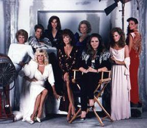 Hollywood Wives - Spanish main title - Dessous d'Hollywood (les) - Générique espagnol