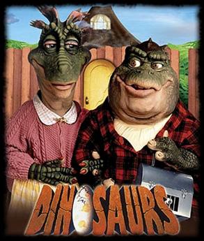 Dinosaurs - French Main title - Dinosaures - Générique VF