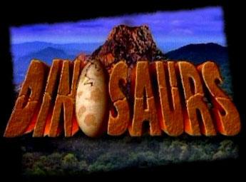 Dinosaurs - Main title - Dinosaures - Générique VO