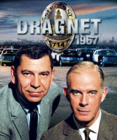 Dragnet - 1967 main title - Dragnet - version 1967