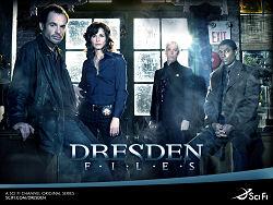 Dresden Files (the) - Main title - Dresden: enquêtes parallèles - Générique
