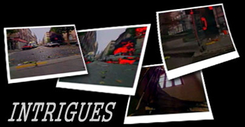 Drôles d'histoires - Intrigues - End title - Drôles d'histoires - Intrigues - Générique de fin