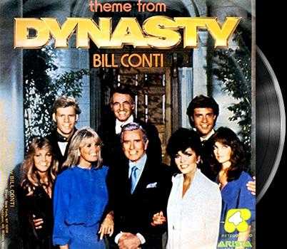 Dynasty (1981) - Main title - Dynastie (1981) - Générique