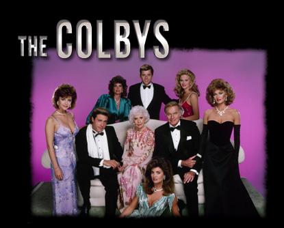 Colbys (the) (1985) - Main title - Dynastie II (1985): Colby (les) - Générique