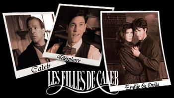 Les Filles de Caleb - Main title - Emilie, la passion d'une vie - Générique