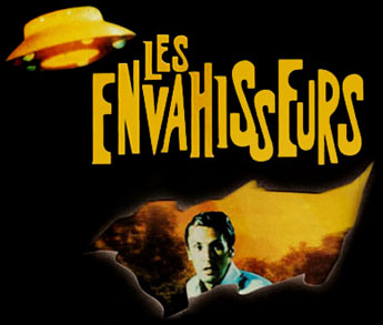 Invaders (the) - French intro  - Envahisseurs (les) - Intro VF