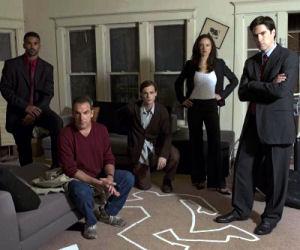 Criminal Minds - Main title - Esprits criminels - Générique