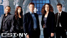 CSI : NY - Main title - Experts (les) : Manhattan - Générique