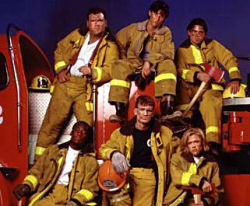 L.A. Firefighters, Station 132 - Main title - Extr�me urgence - G�n�rique