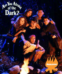 Are You Afraid of the Dark ? - Main title - Fais-moi peur - Générique
