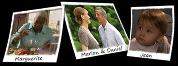 Famille d'Accueil - Main title season 10 - Famille d'Accueil -    Générique saison 10