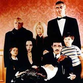 Addams Family (the) - Main title - Famille Addams (la) - Générique