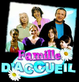 Famille d'Accueil -  End title season 8 & 9 - Famille d'Accueil -    Générique de fin saison 8 & 9