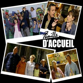 Famille d'Accueil - Main title season 8 & 9 - Famille d'Accueil -     Générique saison 8 & 9