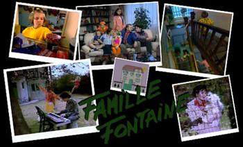 Famille Fontaine (La) - Main title - Famille Fontaine (La) - Générique de début