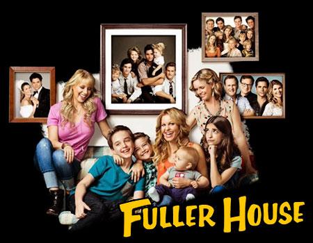 Fuller House 20 Years - Main title - Fête à la maison 20 ans après (la) - Générique