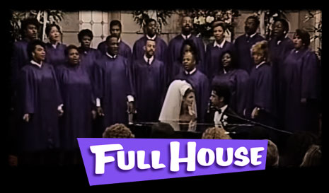 Full House - Forever - Wedding Version - Fête à la maison (la) - Forever - Version Mariage