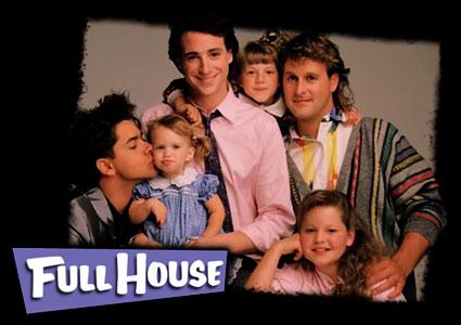 Full House - Main title - Fête à la maison (la) - Générique