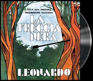 Freccia nera (La) - 1968 - End title - Flèche noire (La) 1968 - Générique de fin