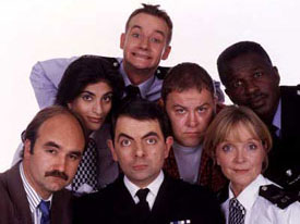 Thin Blue Line (the) - Main title - Mister Fowler, Brigadier Chef - Générique