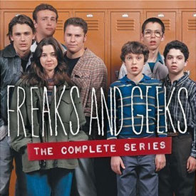 Freaks & Geeks - Main title - Freaks & Geeks - Générique