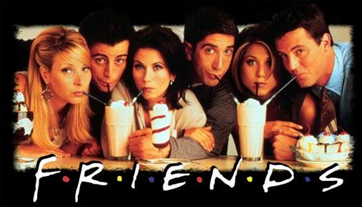 Friends - TV main title - Friends - Générique version TV