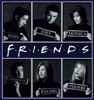 Friends - Full main title - Friends - Générique version longue