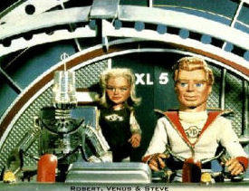 Fireball XL5 - Full version - Fusée XL5 - version longue