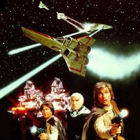 Battlestar Galactica - 1978 spanish main title  - Galactica -  Générique espagnol 1978