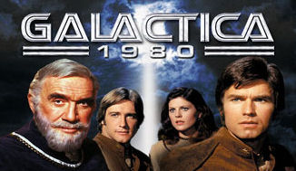 Galactica 1980 - Pilot   theme - Galactica 1980 - Générique pilote VO