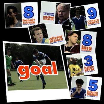 Goal - Main title - Goal - Générique