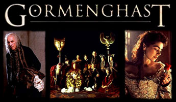 Gormenghast - End title - Gormenghast - Générique de fin