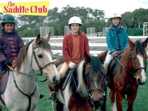 Saddle Club (the) - Main title - Hello World - Grand galop - Générique - Hello World